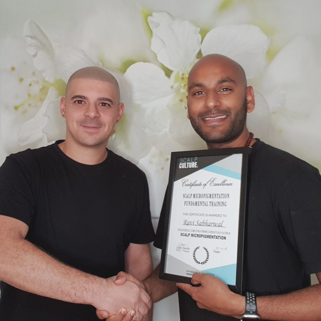 scalp micropigmentation dating